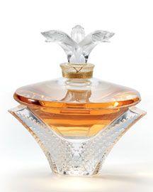 Lalique 2010 Le Crystal Perfume #lalique