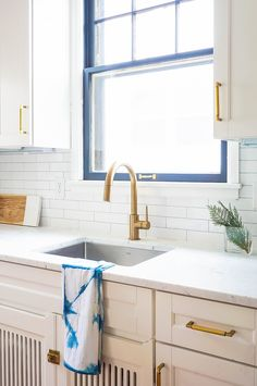 Style Boosts: Ideas for Upgrading a Simple Kitchen Sink Window (Apartment Therapy Main)