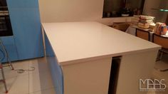 Die #Blanco #Zeus #Extreme #Silestone #Arbeitsplatte wurde in #Öhningen geliefert und montiert. #Inselplatte  http://www.maasgmbh.com/aktuelle-oehningen-blanco-zeus-extreme-silestone-arbeitsplatte-blanco-zeus-extreme-oehningen