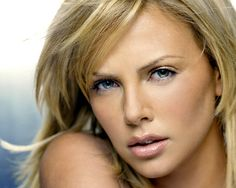 Charlize Theron...beautiful, personality, and great talent