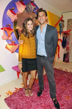 Most stylish couple? Olivia Palermo & Johannes Huebl