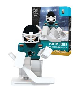 Martin Jones: San Jose Sharks