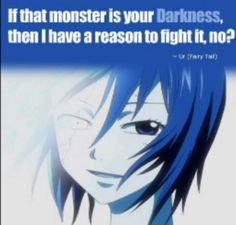 Posters, Prints and Wallpapers Fairy Tail Quotes Sad Anime, Me Me Me Anime, Anime Manga, Otaku Anime, Anime Qoutes, Manga Quotes, Fairy Tail Quotes, Fairy Tail Guild, Fans