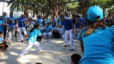 Capoeira, Praça Dr. Sampaio Vidal, Vila Formosa, 2017. Foto: Rogério de Moura