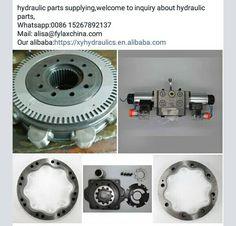 Orbited hydraulic pomp.
