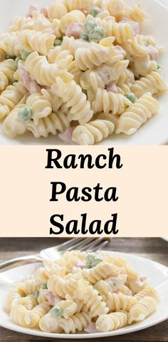 like they serve at Ruby Tuesday. via easy ranch pasta salad. like they serve at Ruby Tuesday. via ranch pasta salad. like they serve at Ruby Tuesday. Creamy Pasta Salads, Easy Pasta Salad Recipe, Summer Pasta Salad, Easy Salad Recipes, Easy Salads, Easy Meals, Ranch Pasta Salads, Dressing For Pasta Salad, Clean Eating Snacks