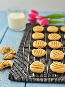 Pradobroty: Arašídové sušenky - klasická verze / peanut butter cookies
