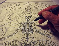 """Check out new work on my @Behance portfolio: """"Trim for speed"""" http://on.be.net/20xiwz8"""