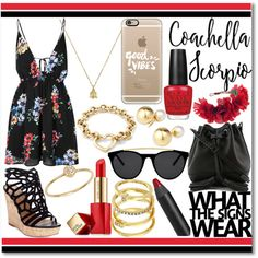A fashion look from April 2016 by classified-style featuring Glamorous, Charles by Charles David, Rebecca Minkoff, Tiffany & Co., Yoko London, Gucci, Anine Bing...
