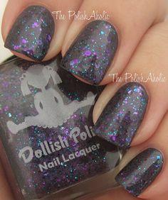 Dollish Polish Deadly Nightshade