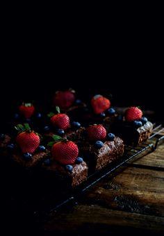 Brownie de garbanzo | RÚSTICA