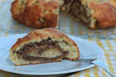 Nut Ring Cake (German Nusskranz)