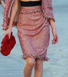 chanel skirt - Google Search