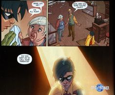 Teen Titans: Year One. (Dick Grayson as Robin)