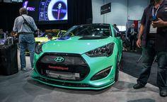 Fox Marketing's Veloster Turbo Completes Hyundai's SEMA Lineup [2013 SEMA Show]