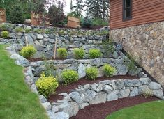 how to build a retaining wall on a slope combined add rock retaining wall combin. - how to build a retaining wall on a slope combined add rock retaining wall combined add retaining wa - Rock Retaining Wall, Building A Retaining Wall, Landscaping Retaining Walls, Building A Fence, Landscaping With Rocks, Front Yard Landscaping, Hillside Landscaping, Landscaping Ideas, Backyard Patio Designs