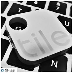Welcome to Tile.  #Repost @bjaj1  Pretty cool to get my first @tiledit - looking for as to getting to learn more about these. Wonder what I should #Tile first? #tiledit  www.thetileapp.com
