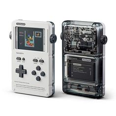 GameShell, Open Source Portable Game Console, Modular DIY Kit, Ideal for Indie Game Developers, Hackers and Retro Games Collectors (White) Game Boy, Portable Game Console, Consoles, Linux Kernel, Play Retro Games, Retro Videos, Development Board, Indie Games, Electronics Projects
