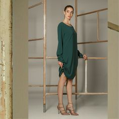 Final de semana pede conforto. Fato. Vestido disponível em preto, laranja e verde. Entre em contato pelo whatsapp 51 98085885. #sale #inverno2016 #juliannafraccaro #easychic #modabrasileira #look_jln #fashion #ropadediseño #portoalegre