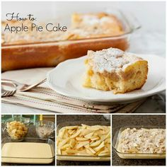 Betty Crocker Apple Pie Cake