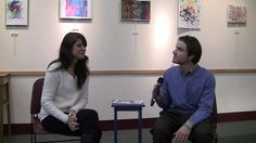 "Lower Cape TV speaks with John Bonanni about the art show, ""New Year/New Works"" on display now at Brewster Ladies' Library."