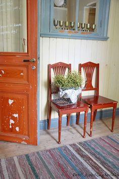 Antique Swedish chairs || nordingården