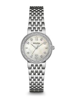 Bulova 96R203 Women's Watch