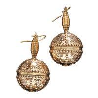 Kalevala Koru design - Halikko Decorative Bells, Finland, Bronze, Jewels, Holiday Decor, Earrings, Design, Bling Bling, Eyeglasses