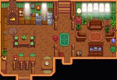 43 Best Stardew Valley - Interior Decorating for Buildings ...