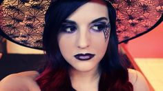 Witch Eye Makeup Pretty Witch Makeup Make Up Witch Eye Makeup Sea Witch Makeup Tutorial. Witch Eye Makeup Sexy Black Purple Witch Evil Queen Makeup Tutorial With. Witch Eye Makeup Easy Witch Make. Purple Witch Makeup, Pretty Witch Makeup, Makeup For Green Eyes, Dramatic Eye Makeup, Eye Makeup Art, Simple Eye Makeup, Halloween Makeup Youtube, Halloween Makeup Witch, Halloween 2017