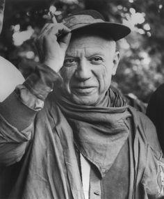 Picasso à la Feria de Nîmes©Lucien Clergue