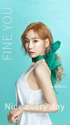 Taeyeon - Banila Co.