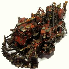 109954-Battle Fortress, Conversion, Looted, Orks, Super-heavy.jpg (746×744)