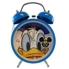 *DONALD DUCK ~ Alarm Clock - Disney's Donald Duck...