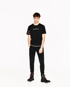 Image 1 of STREET T-SHIRT from Zara