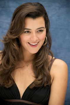 Cote De Pablo (10 of 10) | Though she is not married, she is in a long-term relationship with actor Diego Serrano.