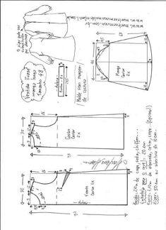 Выкройка женского платья размеры евро 36-56 (Шитье и крой) | Журнал Вдохновение Рукодельницы