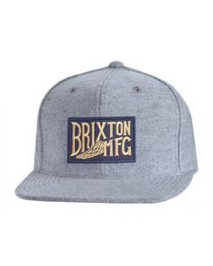 01a29318ab4 Brixton Coventry Mens Snapback Hat