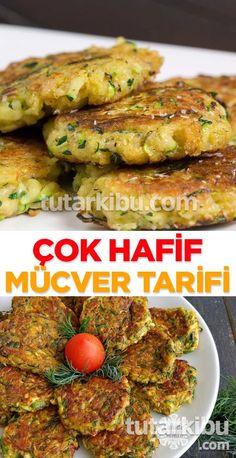 Mücver Tarifi Vejeteryan yemek tarifleri – The Most Practical and Easy Recipes Turkish Breakfast, Dairy Free Diet, Turkish Recipes, Best Appetizers, Food Menu, Food Photo, Breakfast Recipes, Breakfast Ideas, Food Blogs