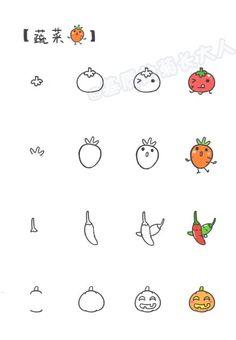 如何画萌萌...来自基质的菊长大人的图片分享-堆糖 | https://lomejordelaweb.es/