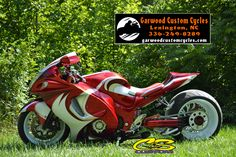 Custom Motorcycle Shop in Lexington, NC Custom Hayabusa, Custom Sport Bikes, Suzuki Hayabusa, Custom Cycles, Street Bikes, Motorbikes, Cycling, Motorcycles, Trucks