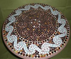 Mosaic Tables | Hot Tubs, Fireplaces, Patio Furniture - Heat 'N ...