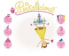 Hosting a pinkalicious party