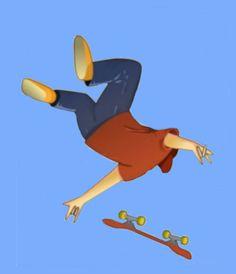 fallingboader