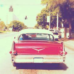 Old School Cadillac