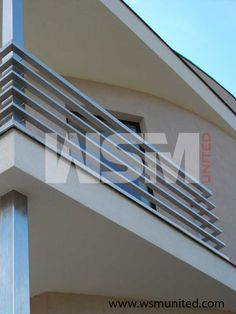 steel balcony railings designs - Wall Railings Designs