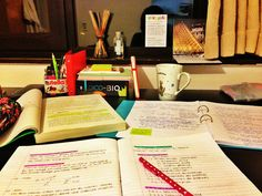 It's midterm season. Bring on the caffeine, junk food and stress cries.