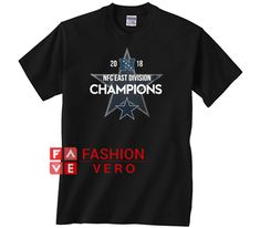 2018 NFC east division Champions Unisex adult T shirt 087a16cee