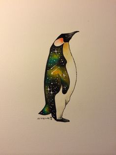 Penguin Sad
