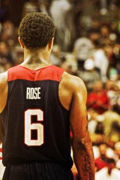Derrick Rose - USA